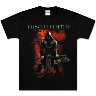 Disturbed Axe Somebody T-Shirt