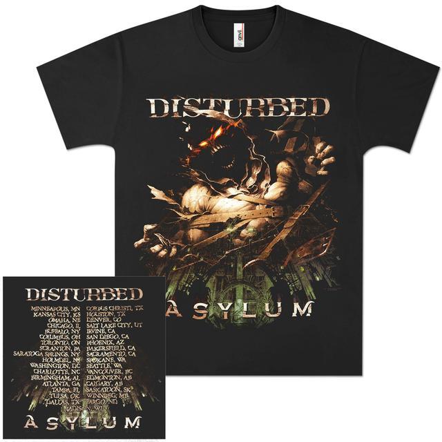 Disturbed Breakout Tour T-Shirt