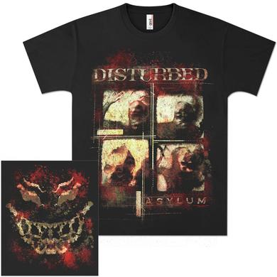 Disturbed Rubber Room T-Shirt