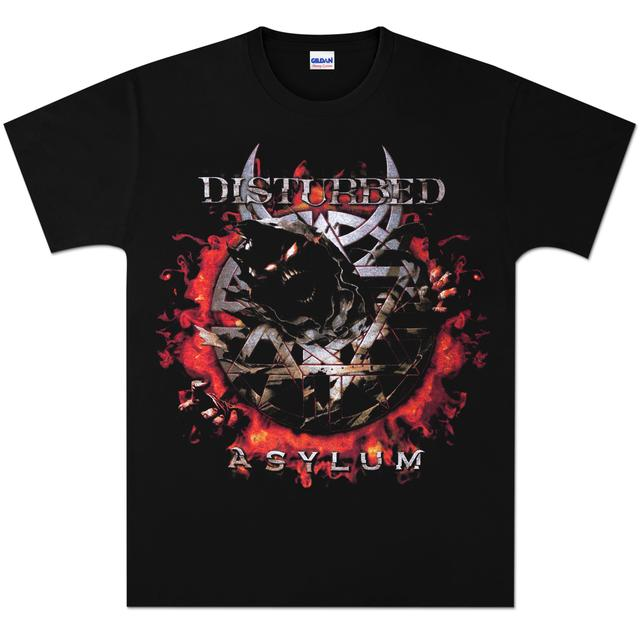 Disturbed Asylum Eclipse T-Shirt