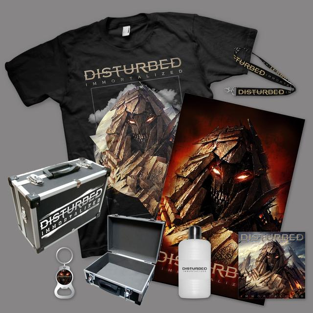 Disturbed Immortalized Survivor Kit