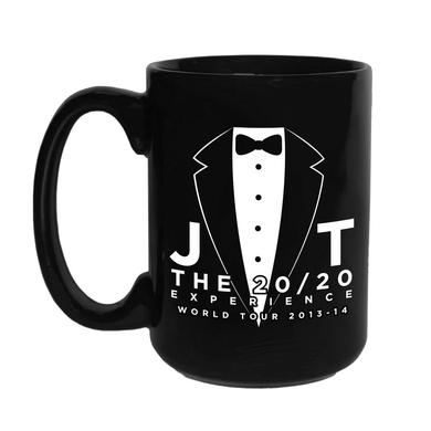 Justin Timberlake The 20/20 Experience World Tour Coffee Collector's Mug