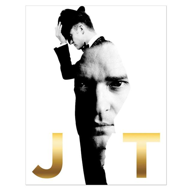 Justin Timberlake The 20/20 Experience World Tour Program