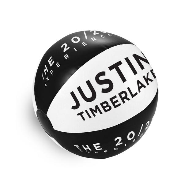 Justin Timberlake The 20/20 Experience World Tour Beach Ball