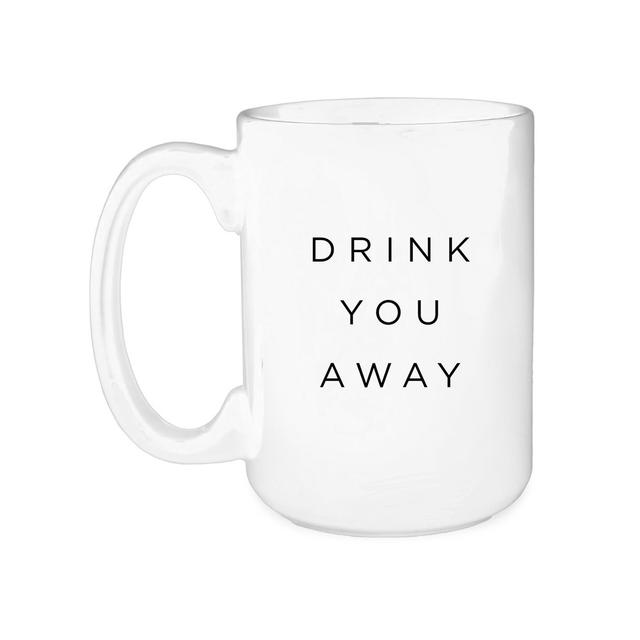Justin Timberlake Drink You Away Mug