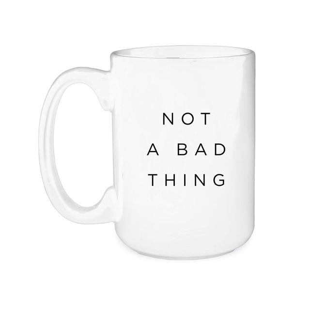 Justin Timberlake Not A Bad Thing Mug