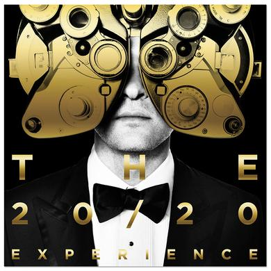 Justin Timberlake The 20/20 Experience CD 2 of 2