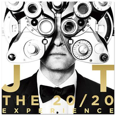 Justin Timberlake The 20/20 Experience Vinyl