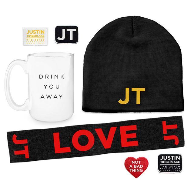 Justin Timberlake JT Gift Bundle