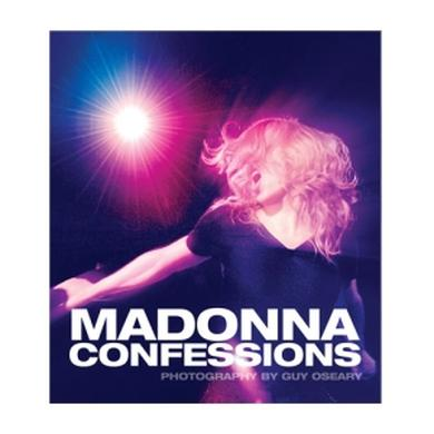 Madonna Confessions Book