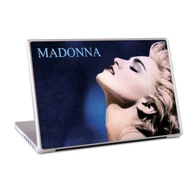"Madonna True Blue 15"""" Lap Top Skin"