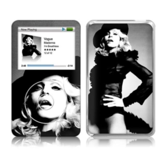 Madonna Vogue iPod Classic Skin