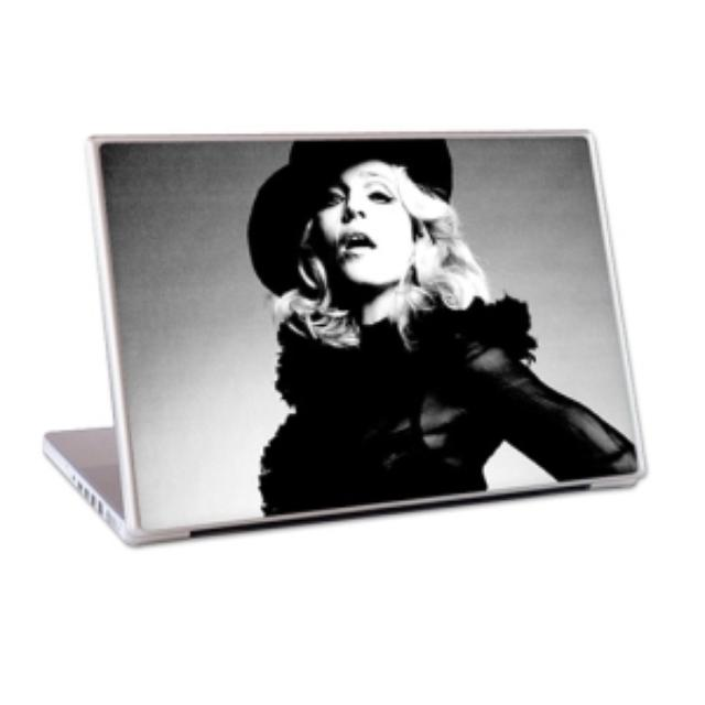 "Madonna Vogue 15"""" Lap Top Skin"