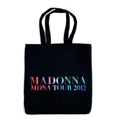 Madonna MDNA Tote Bag