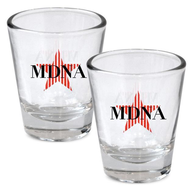 Madonna MDNA Shot Glass