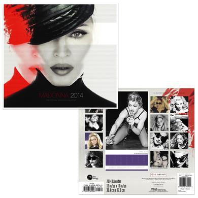 2014 Madonna Calendar