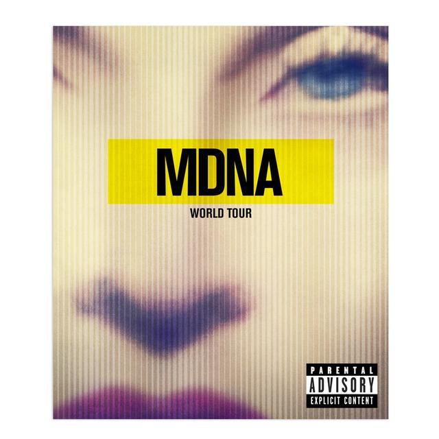 Madonna MDNA Tour Blu Ray