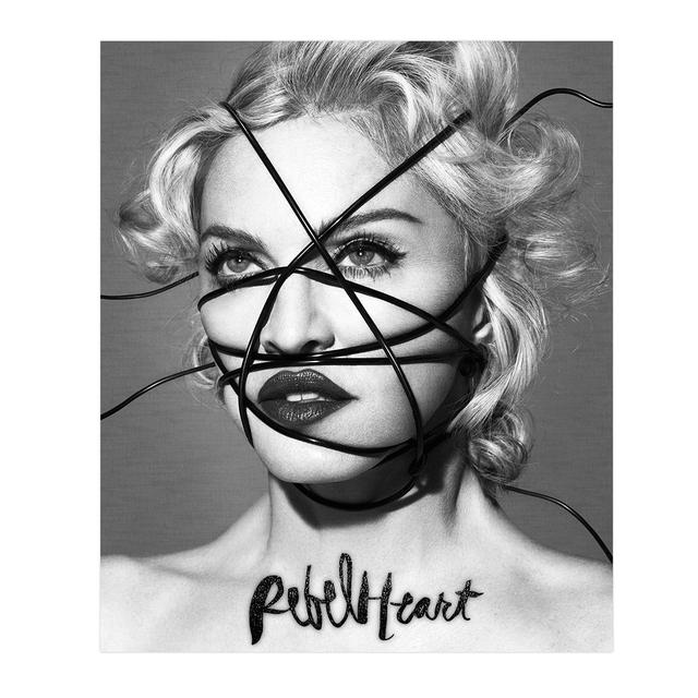 Madonna Rebel Heart Blanket