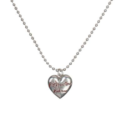 Madonna Rebel Heart Tour Metal Necklace