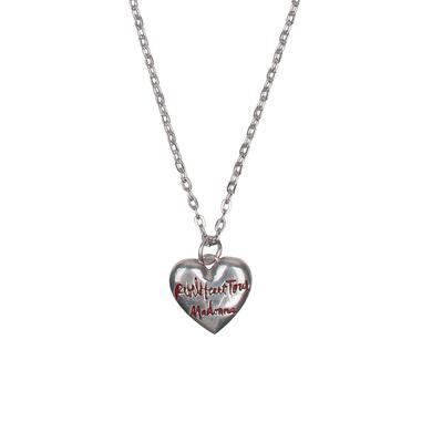 Madonna Rebel Heart Tour Metal Necklace