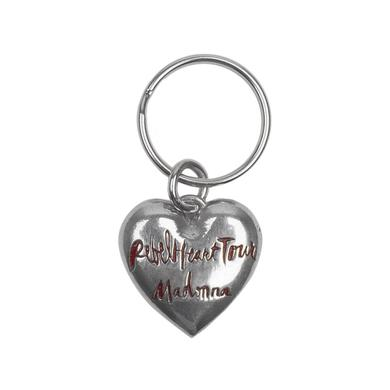 Madonna Rebel Heart Tour Metal Keychain
