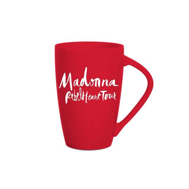 Madonna Rebel Heart Tour Coffee Mug