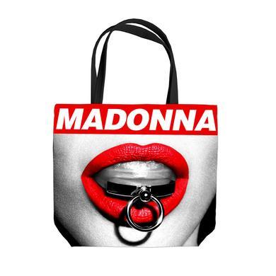 Madonna Vinyl Tote Bag