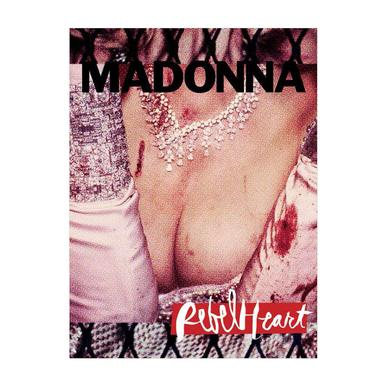 Madonna Rebel Heart Tour Program