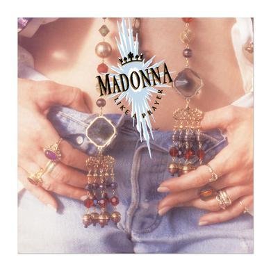 Madonna Official Like A Prayer Album Cover Litho
