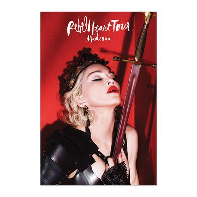 Madonna Rebel Heart Tour Print