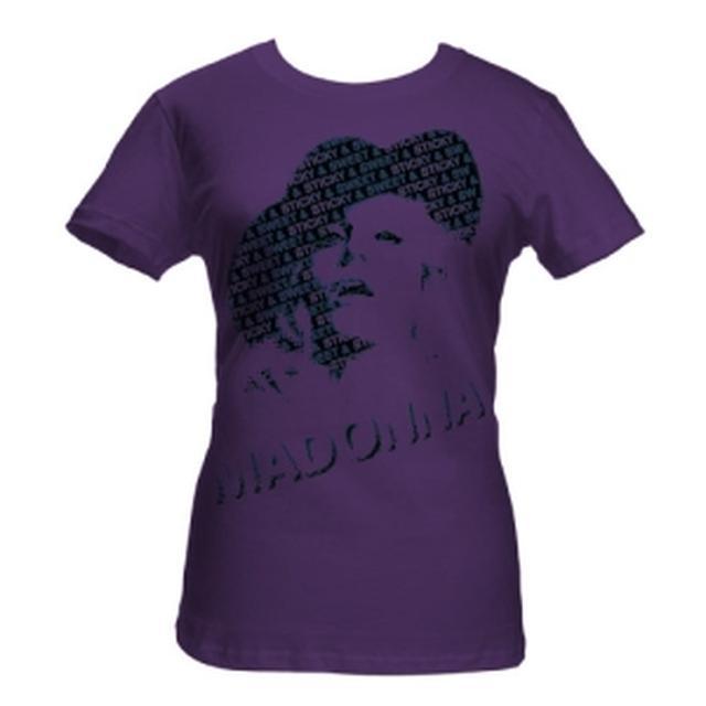 Madonna Give It 2 Me Babydoll Tee