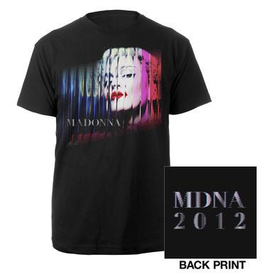 Madonna MDNA 2012 Album Tee