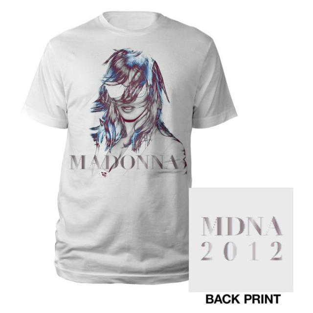 Madonna MDNA Tour Graphic Tee