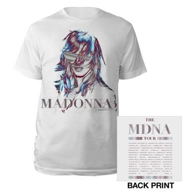 Madonna MDNA Sunglasses/Tour Tee