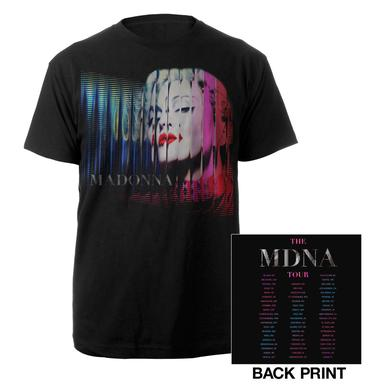 Madonna MDNA Album/Tour 2012 T-Shirt