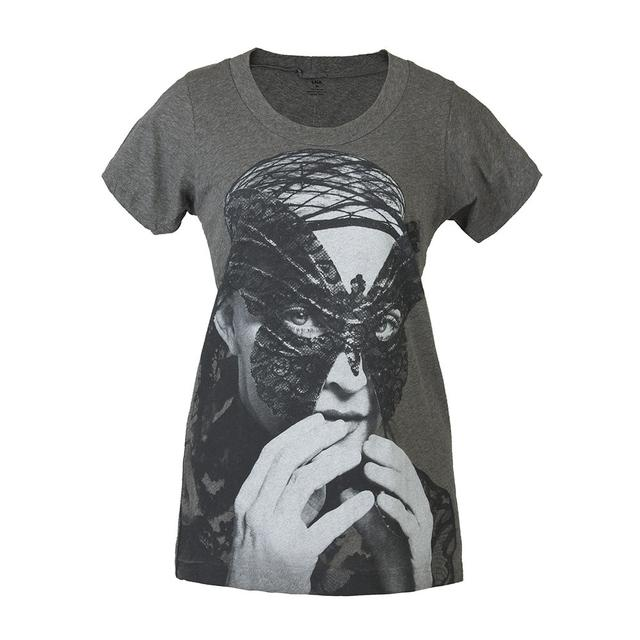 Madonna Re-invention Tour Anniversary Women's LNA clothing shirt