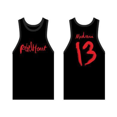 Madonna RebelHeart Mesh Tank top