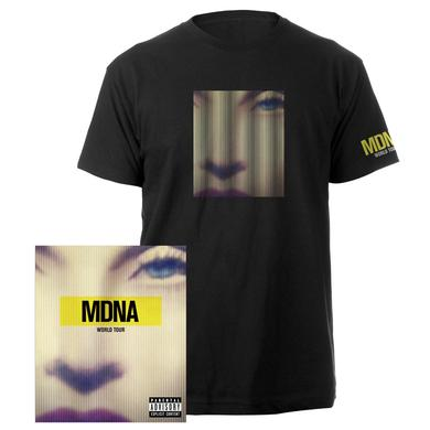 Madonna MDNA Tour BluRay & Shirt and save over 15%