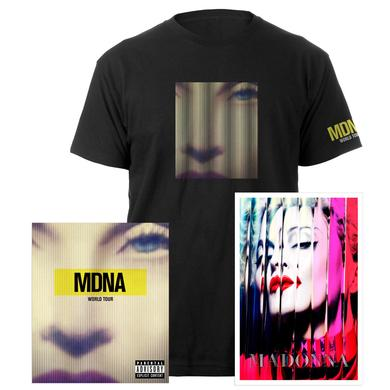 Madonna Iconers Exclusive! Added value MDNA World Tour BluRay Bundle - Save over 40%!