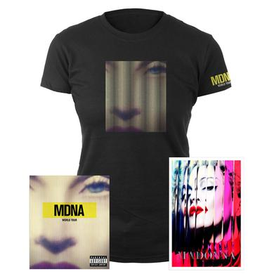 Madonna Iconers Exclusive! Added value MDNA World Tour women's bluray Bundle - Save over 40%!