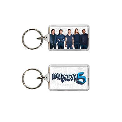 Maroon 5 Keychain