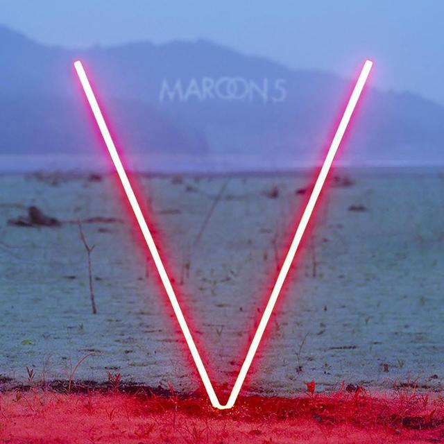 Maroon 5 V Deluxe Edition CD