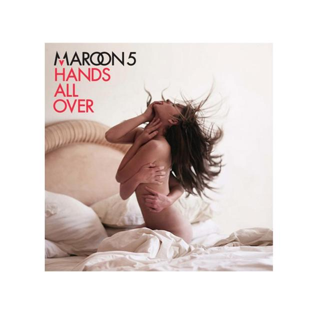 "Maroon 5 ""Hands All Over"" CD"