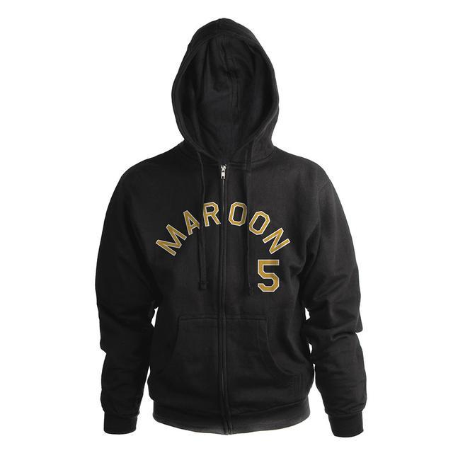 Maroon 5 Logo Hoodie