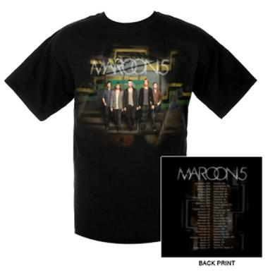 Maroon 5 2008 Tour Tee