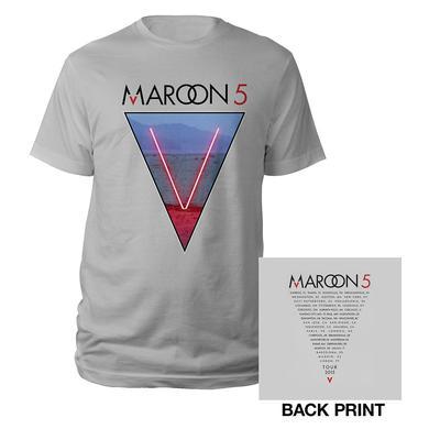 Maroon 5 Tour Tee