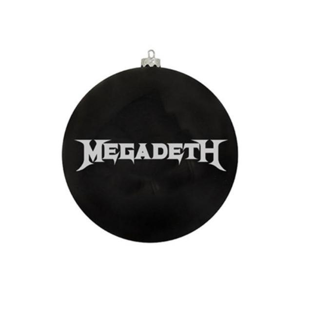 Exclusive - Megadeth Holiday Ornament