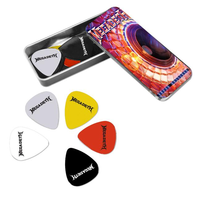 Megadeth Pick Tin