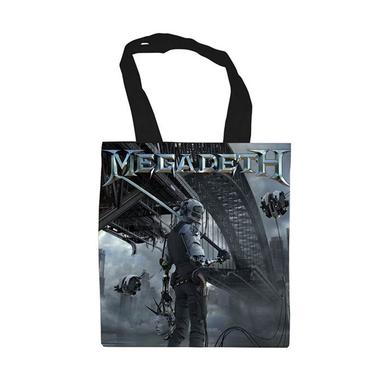 Megadeth Dystopia Tote