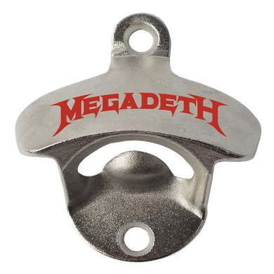 Megadeth Wall-mount Bottle Opener